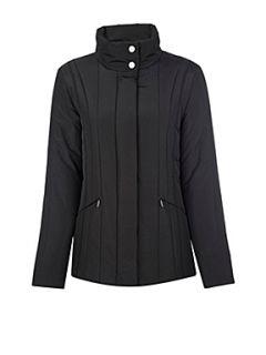 Planet Black padded jacket Black