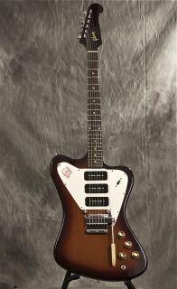 Vintage 1966 Gibson Firebird III Guitar Mint Condition GRLC467