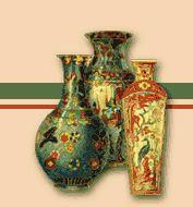 Italian Design Handmade Glass Blown Art Vase Water Pitcher