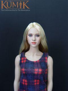Kumik Amanda Seyfried 1 6 Figure Head Sculpt Fits 12 Female Body