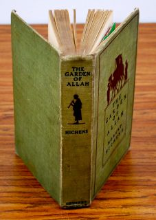 Vintage 1904 The Garden of Allah by Robert Hichens Thumbnail Image