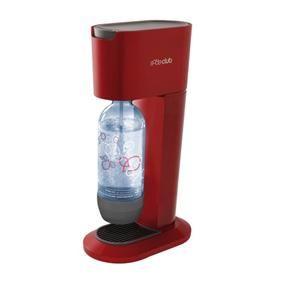 SodaStream Genesis Soda Machine Bundle Kit in Chilly Red