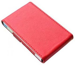 Leatherette Magnetic Business Credit ID Card Holder Case B53R