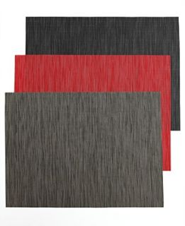 Chilewich Table Linens, Bamboo Woven Vinyl Placemat Collection