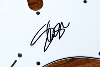 Guns N Roses Slash JSA Certified Guitar Pickguard Thumbnail Image