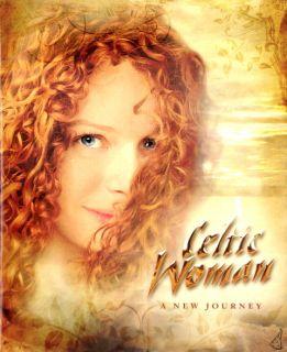 Celtic Woman 2007 New Journey Tour Concert Program Book