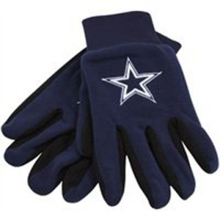 Dallas Cowboys Football Pair of Licensed Work Gloves