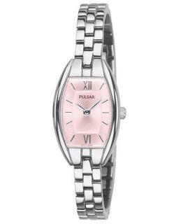 Pulsar Watch, Womens Stainless Steel Bracelet 18mm PEGG03