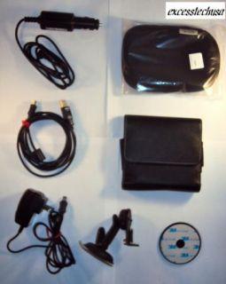 Magellan Roadmate 1470 GPS 7 Piece Car Kit WOW Deal