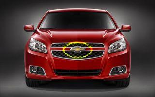 2013 Chevrolet Chevy Malibu Bowtie Front Grille Emblem Badge