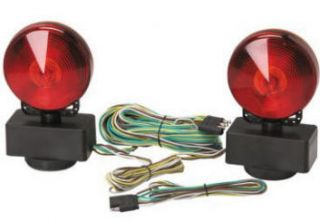 12 Volt Magnetic Auto Boat Tow Trailer Towing Light Kit