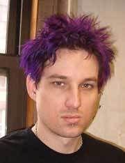 Manic Panic Hair Dye Purple Haze Goth Punk Emo Cosplay