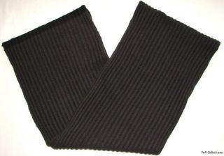 Banana Republic 100 Merino Wool Cable Knit Scarf Men
