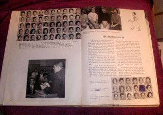 High School Yearbook Manhattan Beach California The Hoofprints