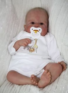 True to Life Reborn Baby Girl ♥ Manuela Muth Sculpt ♥