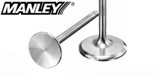 Manley Budget Performance Exhaust Valves Small Block Chevrolet 1 500