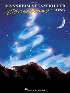 Mannheim Steamroller Christmas Song Holiday Rock Piano Solos Sheet