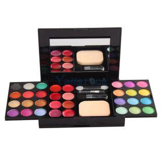 New Ads 6328 36 Color Fashion Eyeshadows Makeup Kit Plastic Box