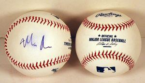 Senator Marco Rubio Signed Baseball Tea Party Florida COA 2012 Vice