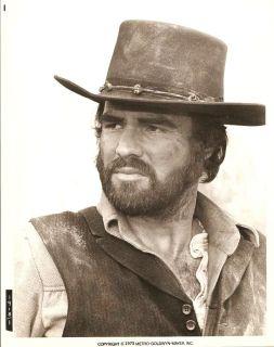 Burt Reynolds The Man Who Loved Cat Dancing Orig 1973