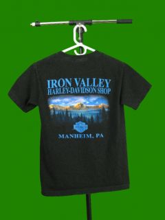 Harley Davidson T Shirt Manheim Pennsylvania S