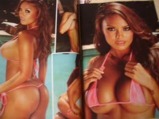 September 2010 American Curves 63 Justene Jaro on Cover SEALED