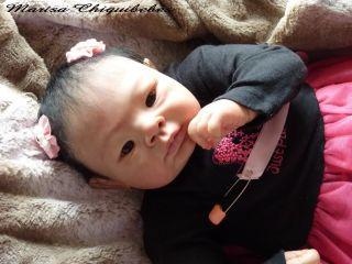 Chiquibebes~Reborn doll baby~Xumei~Lifelike~María Luisa García