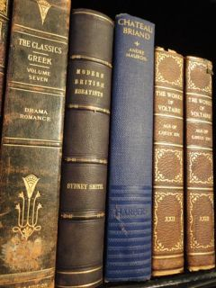 INVESTMENT 50 Book Antique Leather & Premium Bound Library Lot+LIMITED