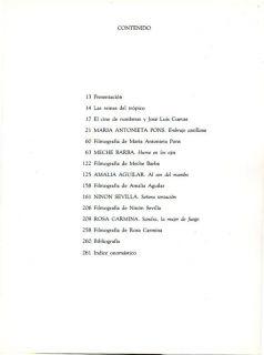 Agular Ninon Sevilla Maria Antonieta Pons Carmina 9686084851
