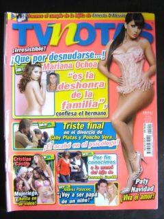 Paty Navidad Andres Palacios Mariana Ochoa Mag TV Notas