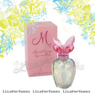 Luscious Pink ~ Mariah Carey Perfume 3.4 / 3.3 oz NIB