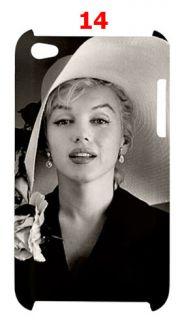 Marilyn Monroe Apple iPod Touch 4G Hardshell Case Back Cover