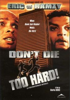 DonT Die Too Hard LaTour Montparnasse Infe New DVD