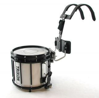 Field Series Marching Snare Drum uses all Birch Shells .