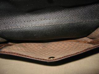 BOTTEGA VENETA Black Marco Polo Small Backpack Excellent Condition