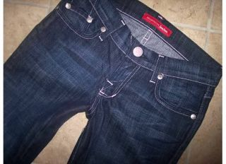 Kasandra Pressure Point Exclusively Neimen Marcus Jeans 24 $246
