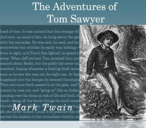 The Adventures of Tom Sawyer Mark Twain Classic Audiobook  CD A03