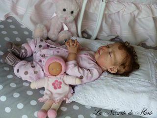 Baby Girl Doll Prototype Aspen Jannie de Lange LDC Soft Line