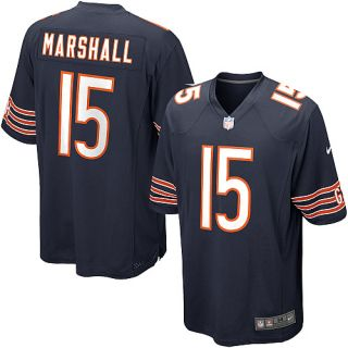 Chicago Bears Brandon Marshall L Game Jersey