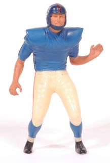 Vintage Hartland New York Giants Football Statue Lineman