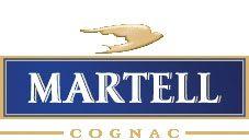 Martell 1715 Cognac Glass ♚ 4 ♚ Stemmed Snifter Glasses