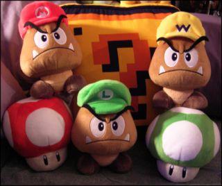 Nintendo Banpresto Kuribo in Super Mario 64 DS Peluche Plush Doll