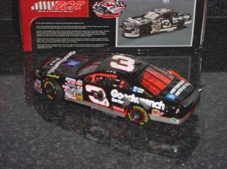NASCAR 1997 Dale Earnhardt Crash Car Action RARE