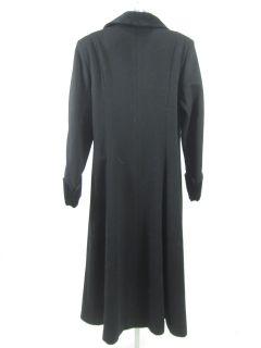Percy for Marvin Rickards Black Wool Jacket Coat Sz10