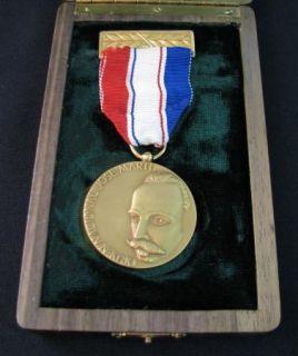 EX RARE Cuban 18K Gold Order Jose Marti Orden Nacional State Honor