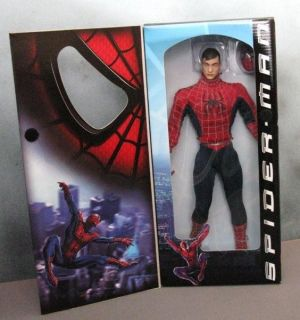 Spider Man Mary Jane Orig Movie 12 Figures Mint 2001 Toy Biz