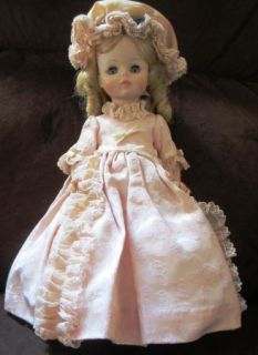 Madame Alexander Doll Revolutionary with Hidden Pearls Mary Ann