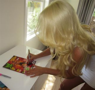 MARYSE OUELLET DIRECT! WWE MAGAZINE OCT 2010 ISSUE SIGNED 2X BY MARYSE