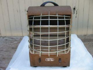 Vintage Markel Electric Heater Neo Glo Model