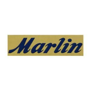 Marlin Logo Pin Hat Tie Lapel Gun Lever Action Rifle 22 30 30 45 357
